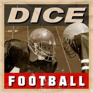 DICE Football Printed products